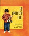 An American Face Cover Illustration - Mixed Media